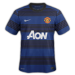 Maillot third Manchester United