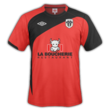 Maillot third Angers