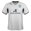 Maillot third Leicester