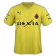 Maillot third Bruges