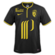 Maillot third Lille