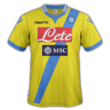 Maillot third Naples
