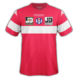 Maillot third Toulouse